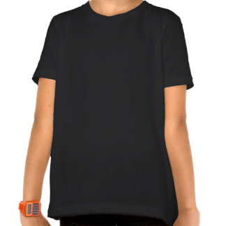 T-shirt coloré de filles de ballon de football