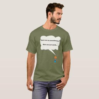 T-Shirt Commitment