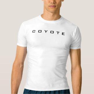 T-shirt comprimé très simple et sportif.