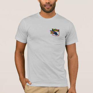 T-shirt Corneilles d'Austin - règles d'Australien des USA