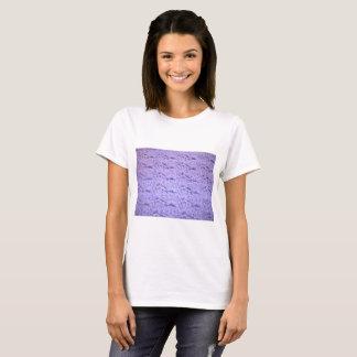 T-shirt crocheted stitches
