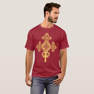T-shirt Croix éthiopienne