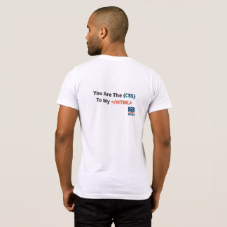 T-Shirt - CSS 2 HTML - BTWSB