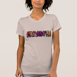 T-shirt customized woman Annabelle