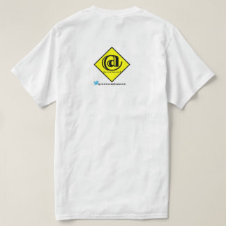T-shirt Cyclist Burglarized
