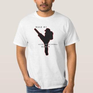 T-shirt d'Amsley de rayon
