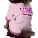 T-shirt d'animal familier de modèle de conscience  t-shirt pour animal domestique