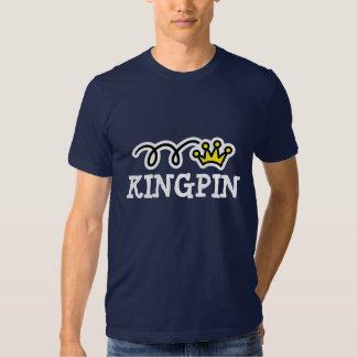 T-shirt de bowling de cheville ouvrière