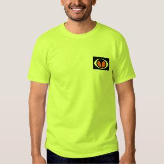 T-shirt de chasseurs de tempête du Texas en vert