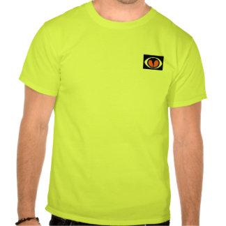 T-shirt de chasseurs de tempête du Texas en vert d