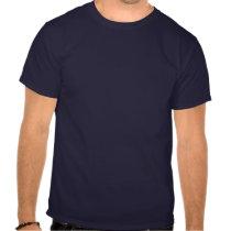 T-shirt de chiropractie - gardez le calme et obten