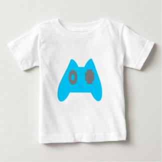 T-shirt de contrôleur de jeu vidéo