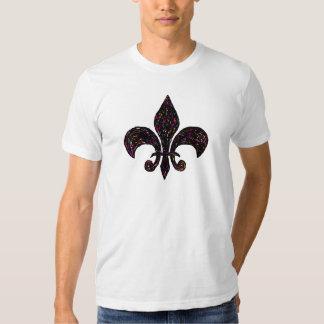 T-shirt de ~ de Fleur de lis Highway