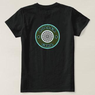 T-shirt de fille de Rollerskate