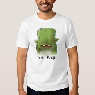 T-shirt de Frankenkitty : Torches ? Vraiment ?