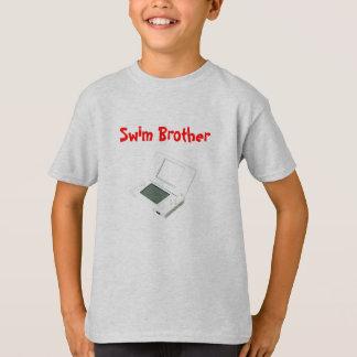 T-shirt de frère de bain