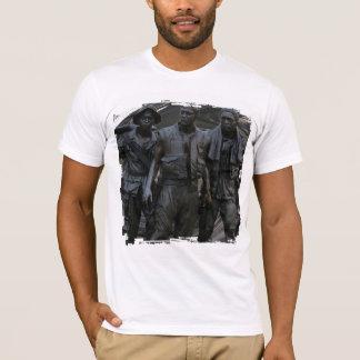 T-shirt de la grunge 4 de mémorial de guerre de
