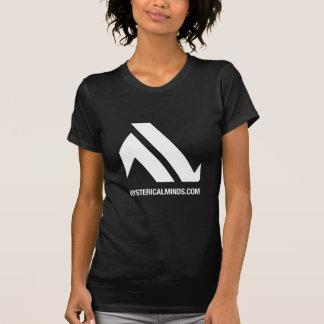 T-shirt de logo de Hystericalminds.com