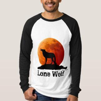 T-shirt de loup solitaire