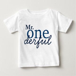 T-shirt de M. Onederful Baby