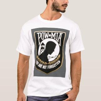 T-shirt de MIA de prisonnier de guerre