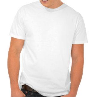 T-shirt de Noël des hommes drôles de boules