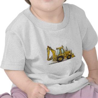 T-shirt de nourrisson de pelle rétro