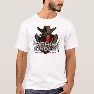 T-shirt de pays proscrit par Parrish-Hundley