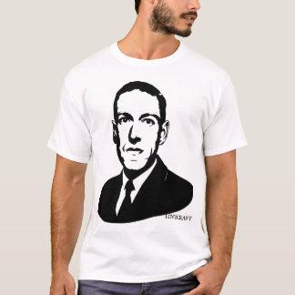 T-shirt de portrait de HP Lovecraft