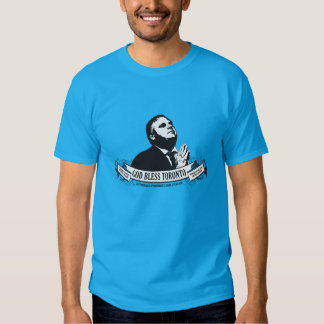 T-shirt de Rob Ford - Dieu bénissent Toronto