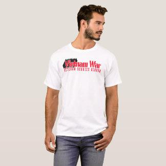 T-shirt de ruban de service de combattant de