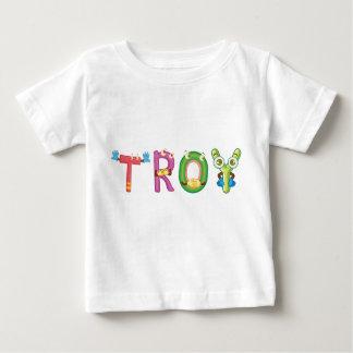 T-shirt de troy de bébé
