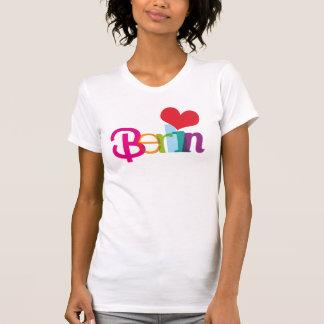 T-shirt de typographie de souvernir de Berlin pour