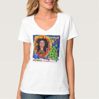 T-shirt December Christmas music Alicia Villarreal