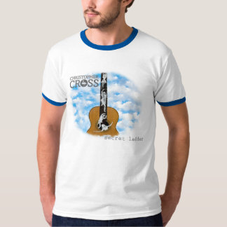 """T-shirt """"d'échelle secrète"""" de croix de"""