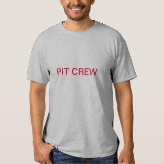 T-shirt d'équipe du stand de ravitaillement