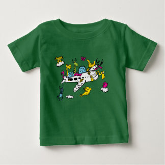 T-shirt design for kids