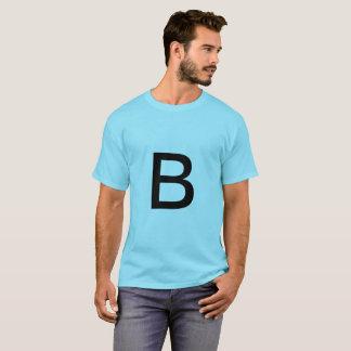 T.Shirt Design, TEXT B  FROUNT , BACK Floowers T-Shirt