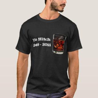 T-shirt d'hommage de Christopher Hitchens