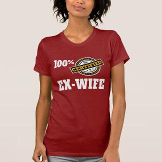T-shirt Divorce ex drôle d'épouse