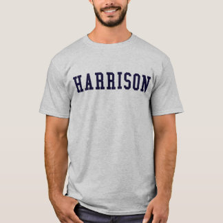T-shirt d'université de Harrison