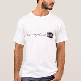 T-shirt dur des hommes 2