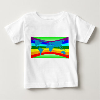 T.SHIRT EARTH RAINBOW BABY T-Shirt