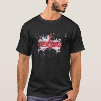 T-shirt éclaboussure les anglais