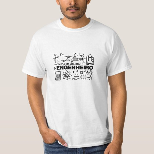 T-shirt Engineering: It trusts Me, I am Engineer