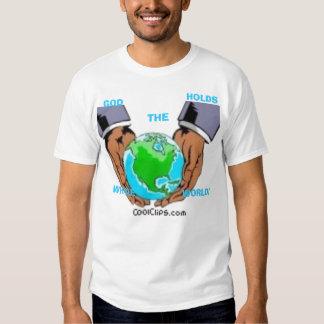 T-shirt entier du monde