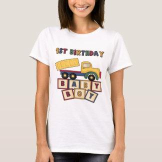 T-shirt Ęr anniversaire de bébé
