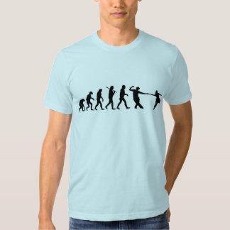 t-shirt, evolution, dance t-shirt