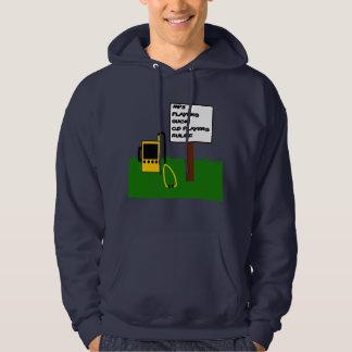 T-shirt fâché de baladeur