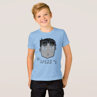 T-shirt fashion Spike 'D vector anime character